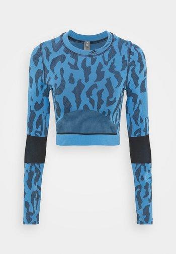 Camiseta de manga larga - blue/black