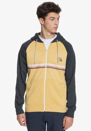 EVERYDAY - Zip-up sweatshirt - rattan