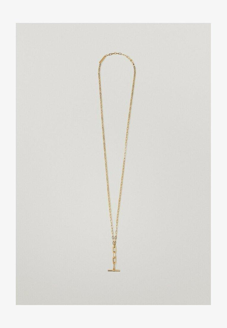 Massimo Dutti - Necklace - gold