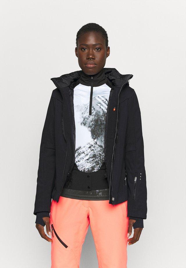 ERIE - Ski jacket - black