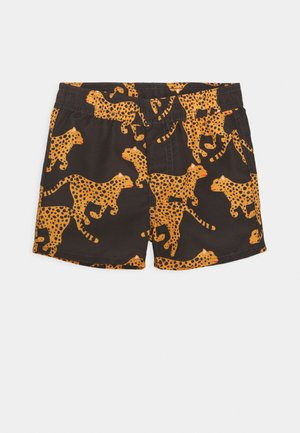 DANNY - Swimming shorts - dark brown