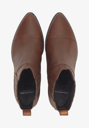 MARJA - Classic ankle boots - mittelbraun
