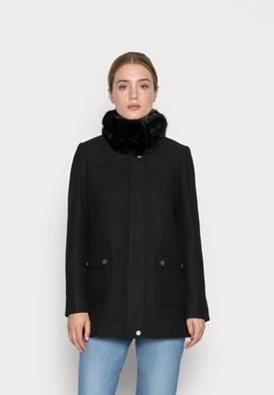 GSONIA - Short coat - noir