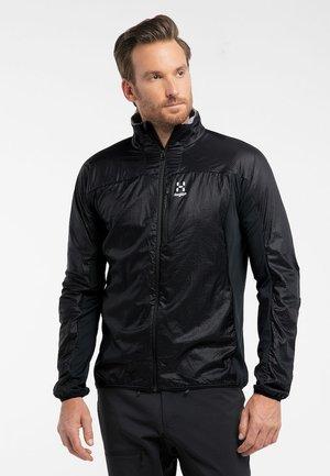 SUMMIT HYBRID JACKET - Outdoor jacket - true black