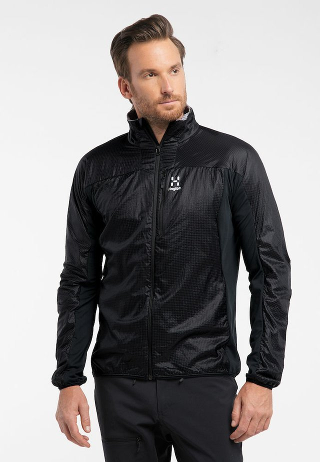 SUMMIT HYBRID JACKET - Outdoor jacket - true black