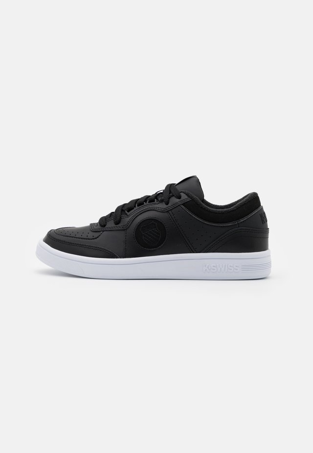 NORTH COURT - Tenisky - black/charcoal/white
