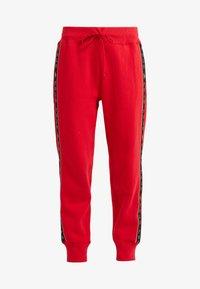 Polo Ralph Lauren - SEASONAL - Tracksuit bottoms - red - 3