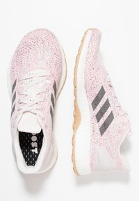 adidas Performance - PUREBOOST DPR  - Chaussures de running neutres - true pink/carbon/orchid tint - 1