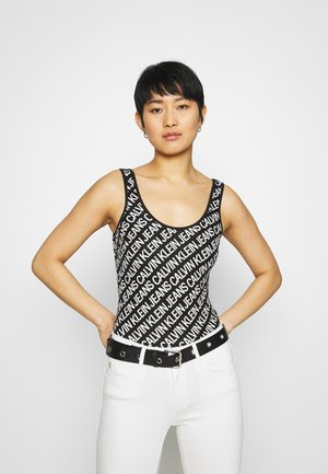MILANO LOGO - Top - institutional black