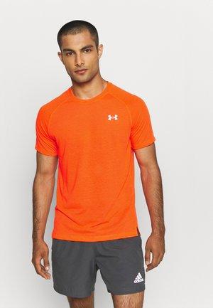 STREAKER - Jednoduché triko - orange