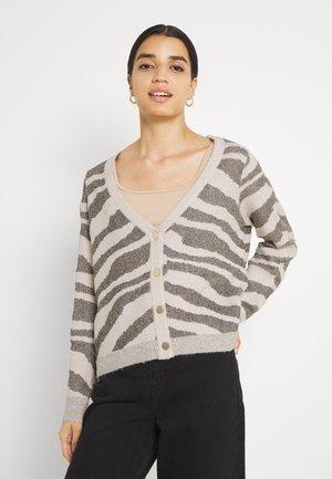 ONLNEELA LIFE - Cardigan - whitecap gray/silver