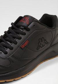 Kappa - BASE II - Walking trainers - black - 5