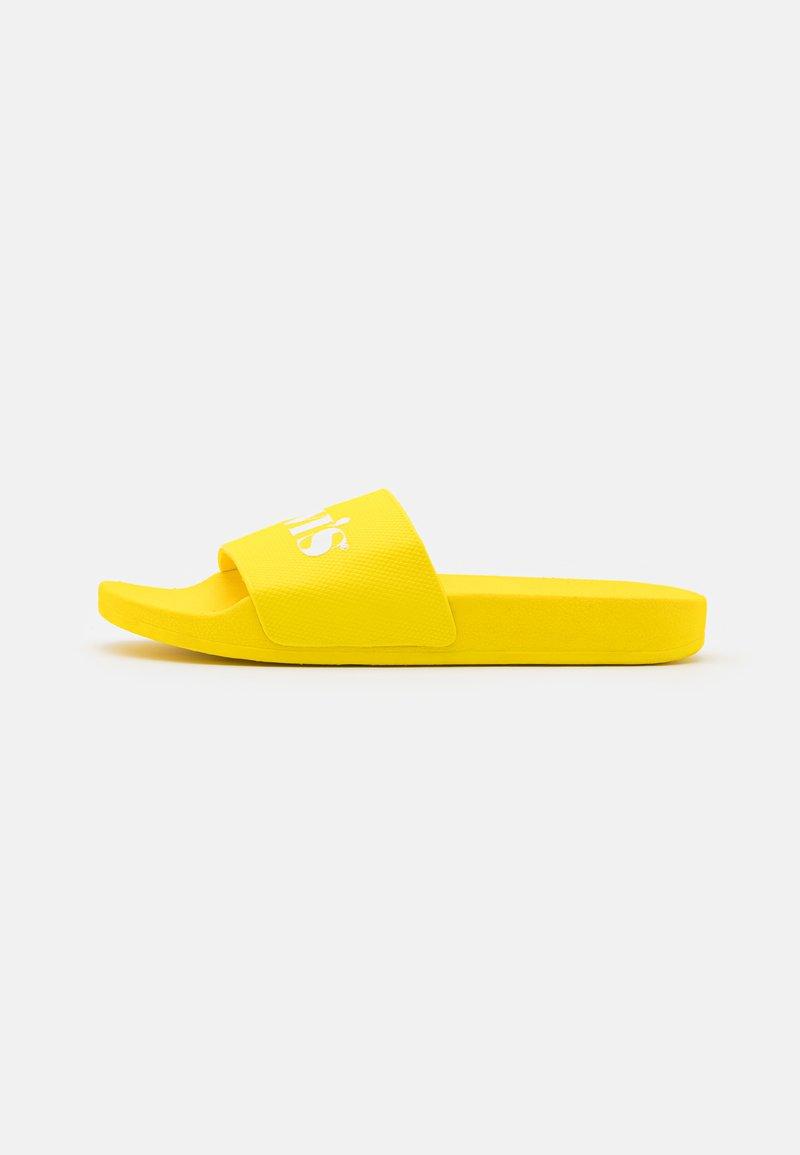 Levi's® - JUNE MONO  - Mules - regular yellow