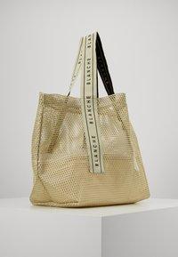 BLANCHE - TOTE LOGO - Tote bag - sorbet - 2