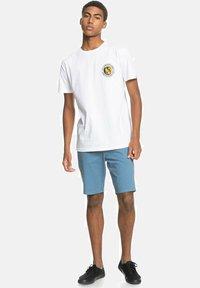 Quiksilver - Denim shorts - captains blue - 1