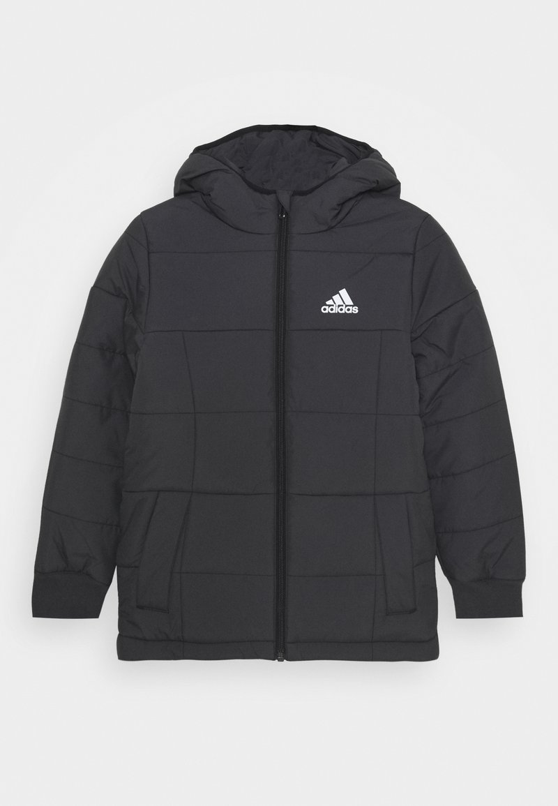 adidas Performance - PADDING ATHLETICS SPORTS MIDWEIGHT JACKET - Winterjacke - black/white