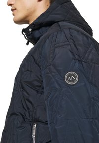Armani Exchange - BLOUSON JACKET - Light jacket - navy - 5