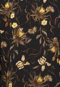 Vintage Supply - LONGSLEEVE BOARDER SHIRT - Shirt - black - 2