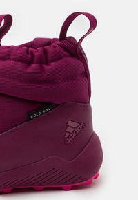 adidas Performance - ACTIVESNOW COLD.RDY SPORTS SHOES - Winter boots - power berry/shock pink/footwear white - 5
