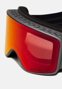 Giro - METHOD - Ski goggles - grey woodmark - 4