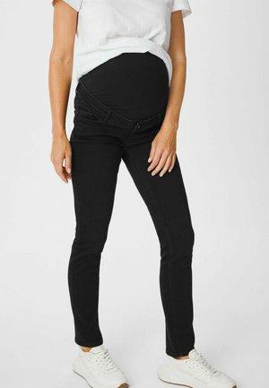Spodnie materiałowe - denim-dark gray