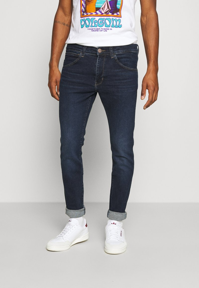 Wrangler - BRYSON - Jeans Skinny Fit - blue bounce
