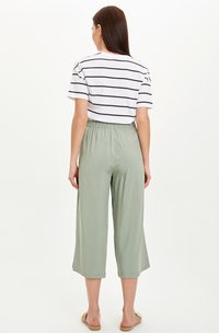 DeFacto - Trousers - green - 2