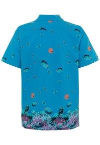 GAP - BOY - Shirt - ocean - 1