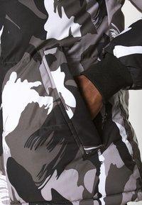 Alessandro Zavetti - OSHAWA PADDED PARKA - Winter coat - camo - 6