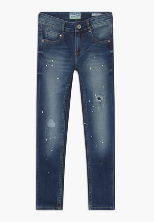 ANZIO - Slim fit jeans - cruziale blue