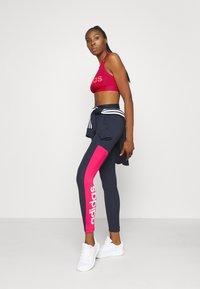 adidas Performance - Sports-BH - pink - 1