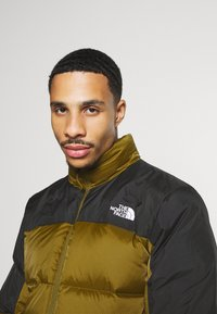 The North Face - DIABLO JACKET  - Down jacket - fir green/black - 3