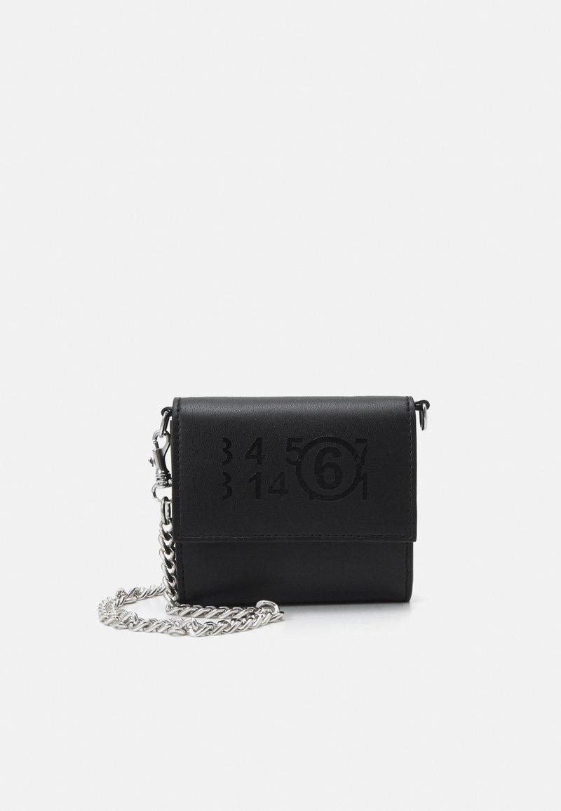 MM6 Maison Margiela - PORTAFOGLIO - Wallet - black