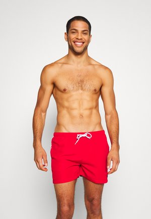 FADALDTO - Shorts da mare - red