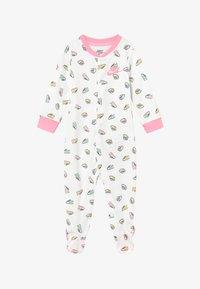 Nike Sportswear - BABY - Pyjama - white - 2