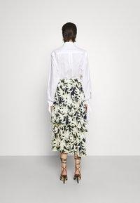 Diane von Furstenberg - LONDON SKIRT - A-line skirt - navy - 2