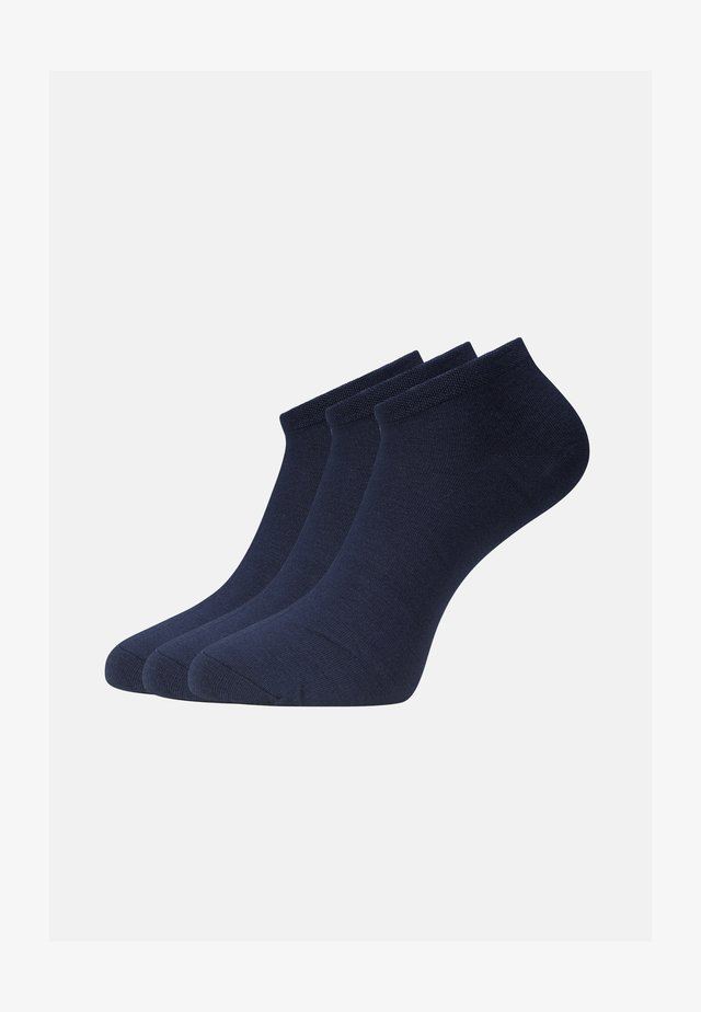 3 PACK - Chaussettes - navy