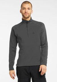 Haglöfs - HERON MEN - Sweatshirt - slate solid - 0