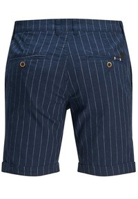 Jack & Jones - JJILINEN JJCHINO - Shorts - dark blue - 7
