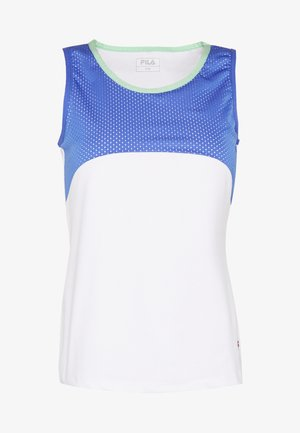ALICIA - Sports shirt - white