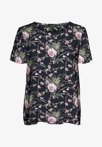 Vero Moda - Print T-shirt - night sky 2 - 4