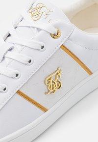 SIKSILK - ELITE - Sneakers laag - white - 5
