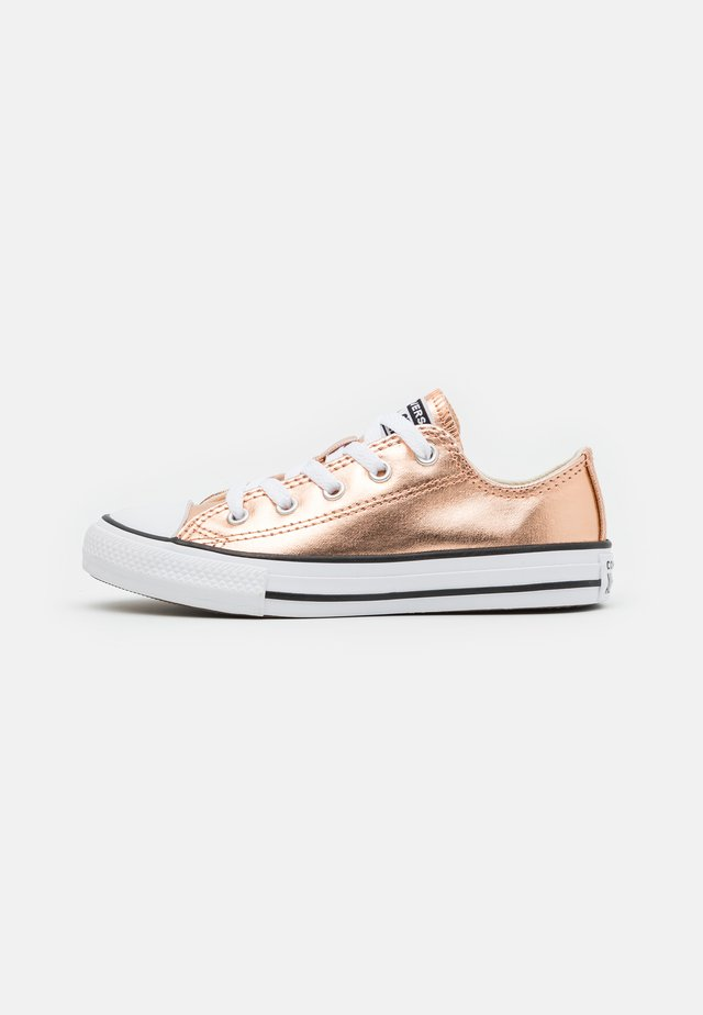 CHUCK TAYLOR ALL STAR - Sneakers laag - blush gold/white/black