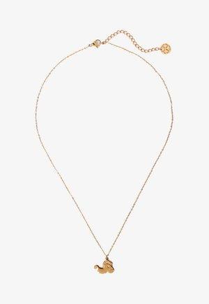 MORTI - Necklace - gold