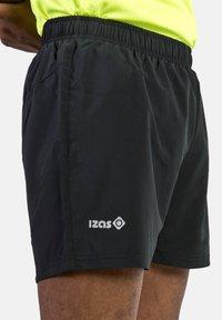 IZAS - Short de sport - black - 3