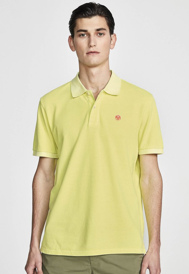 Poloshirt - yellow
