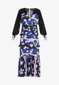 Three Floor - SURREALIST DRESS - Gallakjole - spectrum blue/violet/black - 4