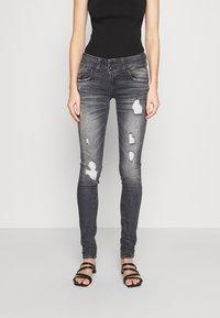 LTB - JULITA - Jeans Skinny Fit - hevia wash - 0