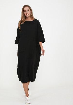 FAILA - Day dress - schwarz