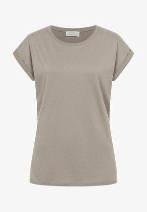 DENIZ - Basic T-shirt - new taupe